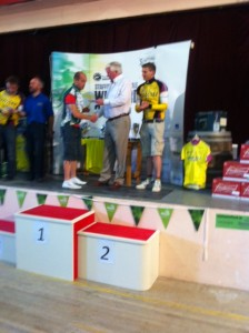 Brian Hart, Winner Stage 3 Staffords Wholesale Wexford 2-Day